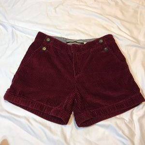 Daughters of the Liberation corduroy Shorts